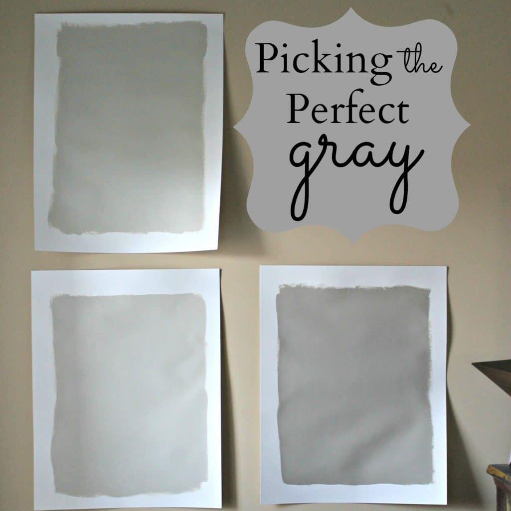 Picking The Perfect Gray Feature