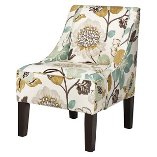 Hudson Upholstered Accent Chair