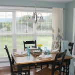 New Kitchen Lighting {farmhouse style}