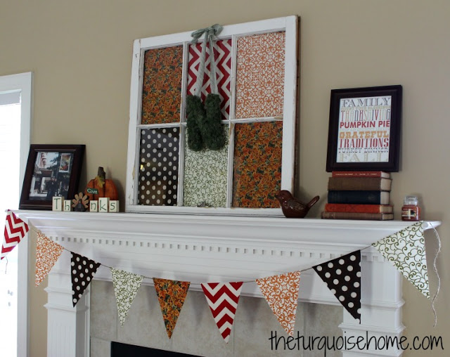 {DIY} No-Sew Bunting Tutorial