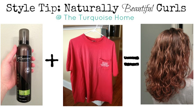 Style Tip: Naturally Beautiful Curls
