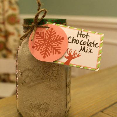 The Creamiest Hot Chocolate {Recipe}