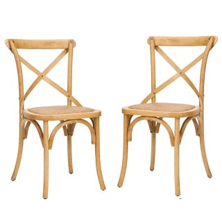 My new X-back chairs