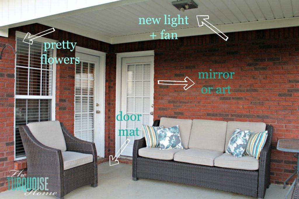 our patio progress 4