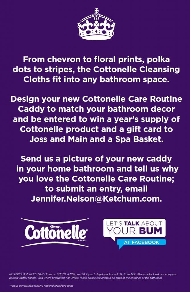 Cottonelle-Contest-Rules