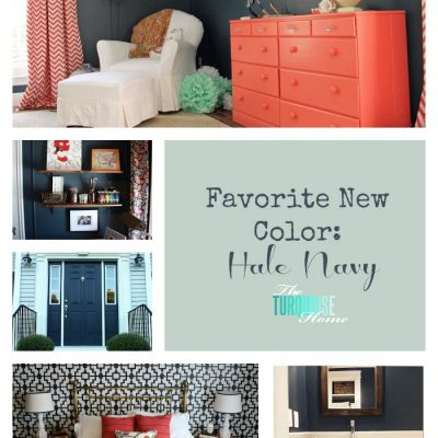 Crushing On: Hale Navy