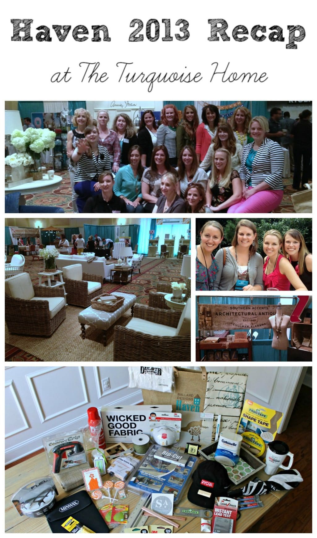 Haven 2013 Recap by The Turquoise Home