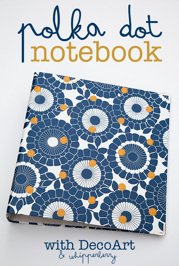 Poka-Dot-Notebook-for-Back-to-School-with-DecoArt-and-WhipperBerry