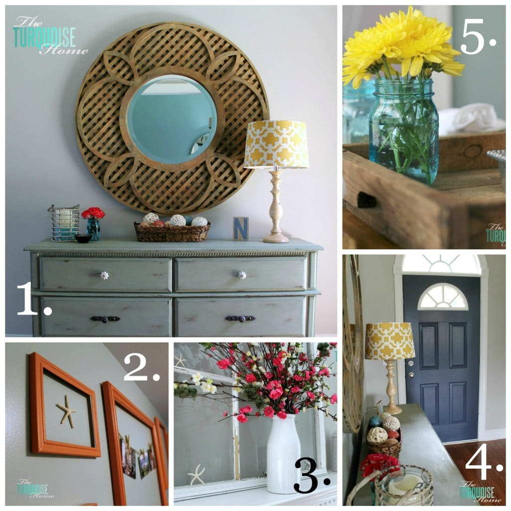 Best of Turquoise {August 2013}