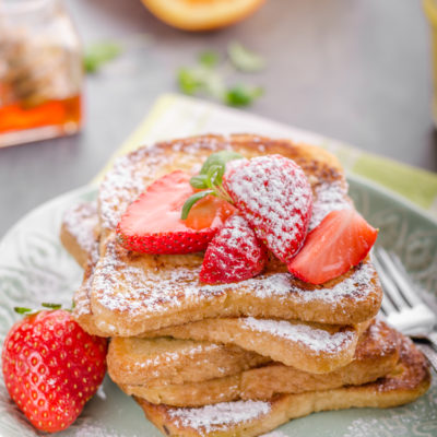 Nutmeg & Cinnamon French Toast Recipe