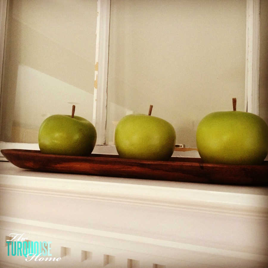 Fall Decor at The Turquoise Home