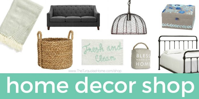 Home Decor Shop | The Turquoise Home