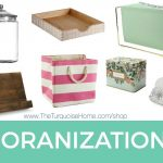 My Favorite Organizational Products | Day 7: 30 Days to Less of a Hot Mess