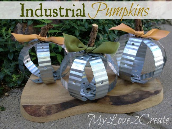 Industrial Pumpkins