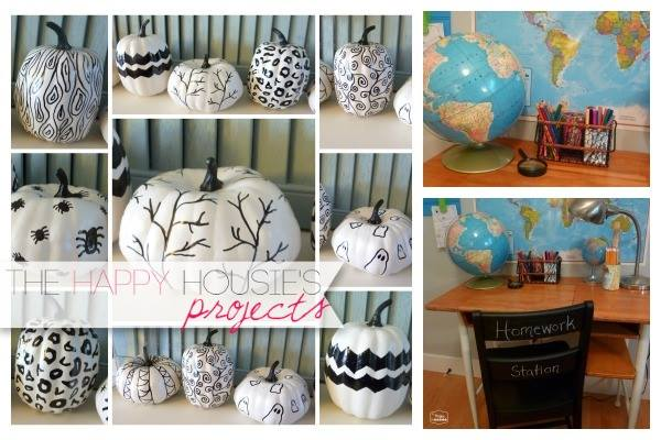 The Happy Housie's Projects