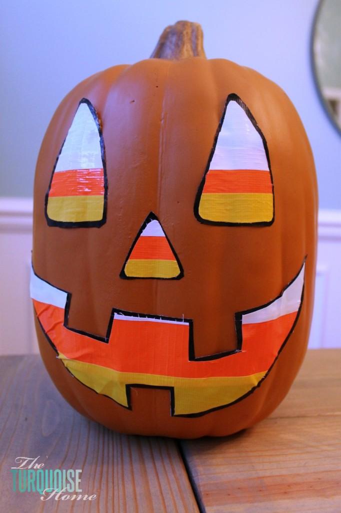DIY Pumpkin Decor with Duck Tape®