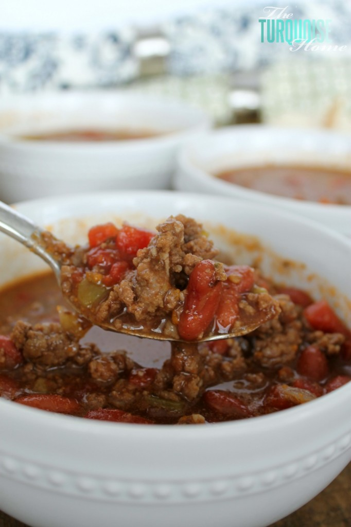 Family-Friendly Chili Recipe