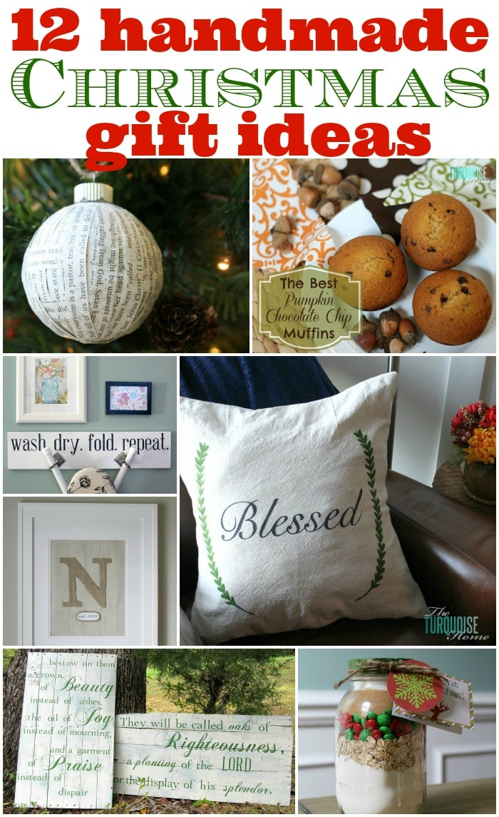 12 Handmade Christmas Gift Ideas Great Diy Christmas Gifts