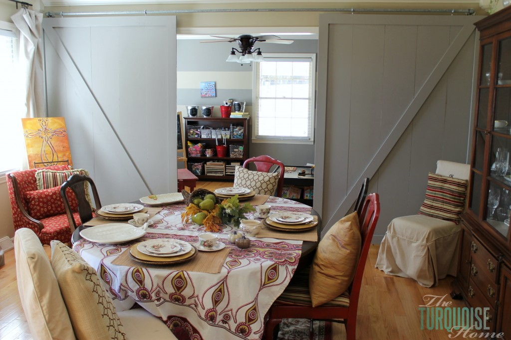 Formal Dining Room To Functional Play