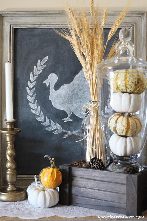Thanksgiving Vignette