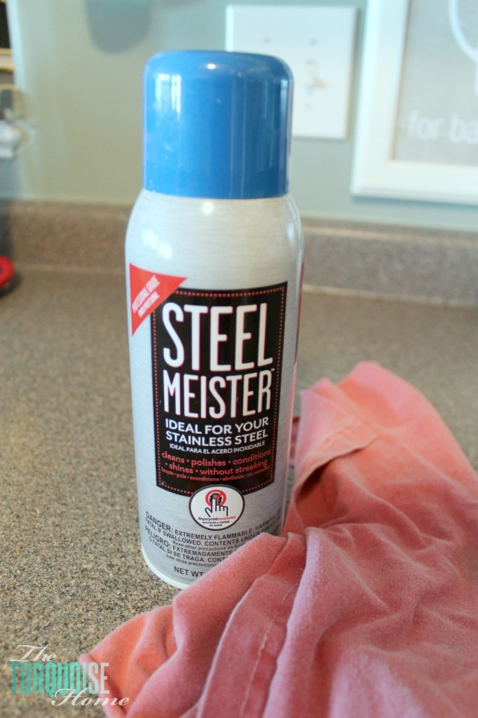 How to Clean Dirty Stainless Steel - quickly and easily!