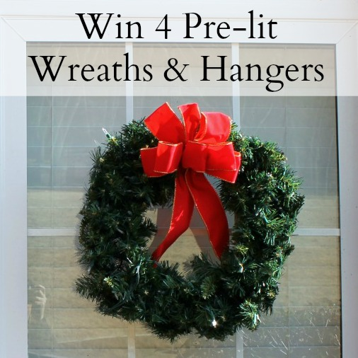Wreath Giveaway