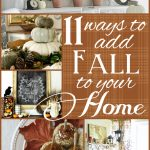11 Ways to Add Fall to Your Home