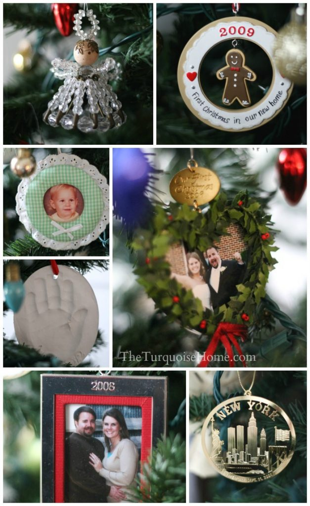 Sentimental Ornaments
