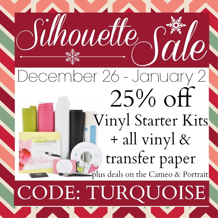 Awesome Silhouette Sale!