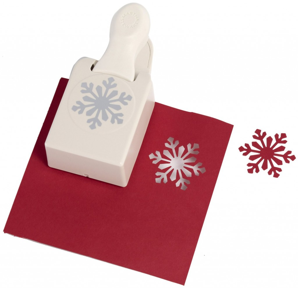 Large Snowflake Craft Punch