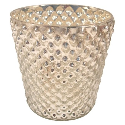 Target Mercury Glass Candle Holder