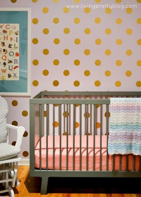Loft Nursery Reveal