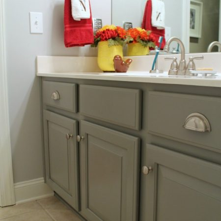 The Average DIY Girl's Guide to Painting Cabinets