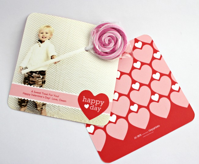 {Sweet} Valentine Card