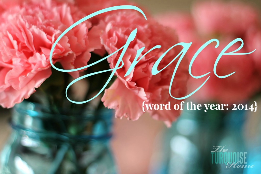 Word of the Year 2014: Grace