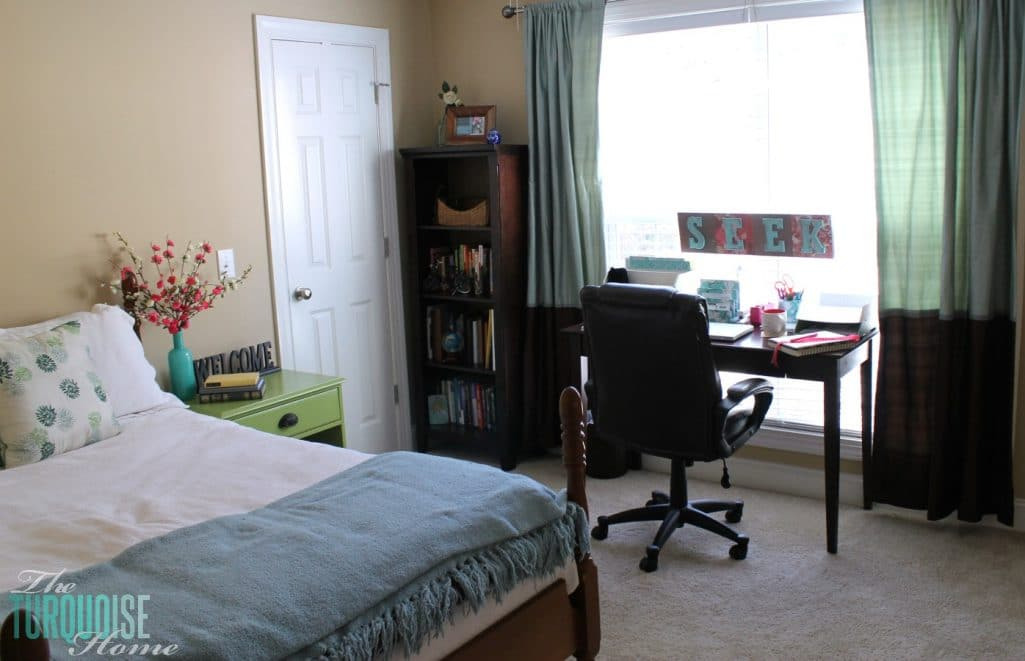 How to have an Office and Guest Room