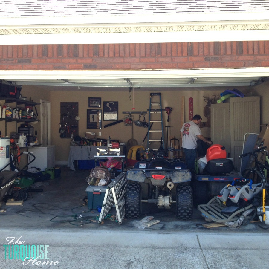 Garage Organization: Tips and Tools