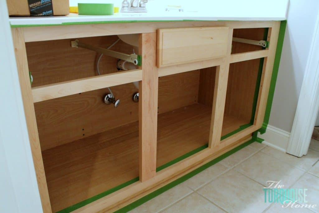 The Average DIY Girl\u0027s Guide to Painting Cabinets