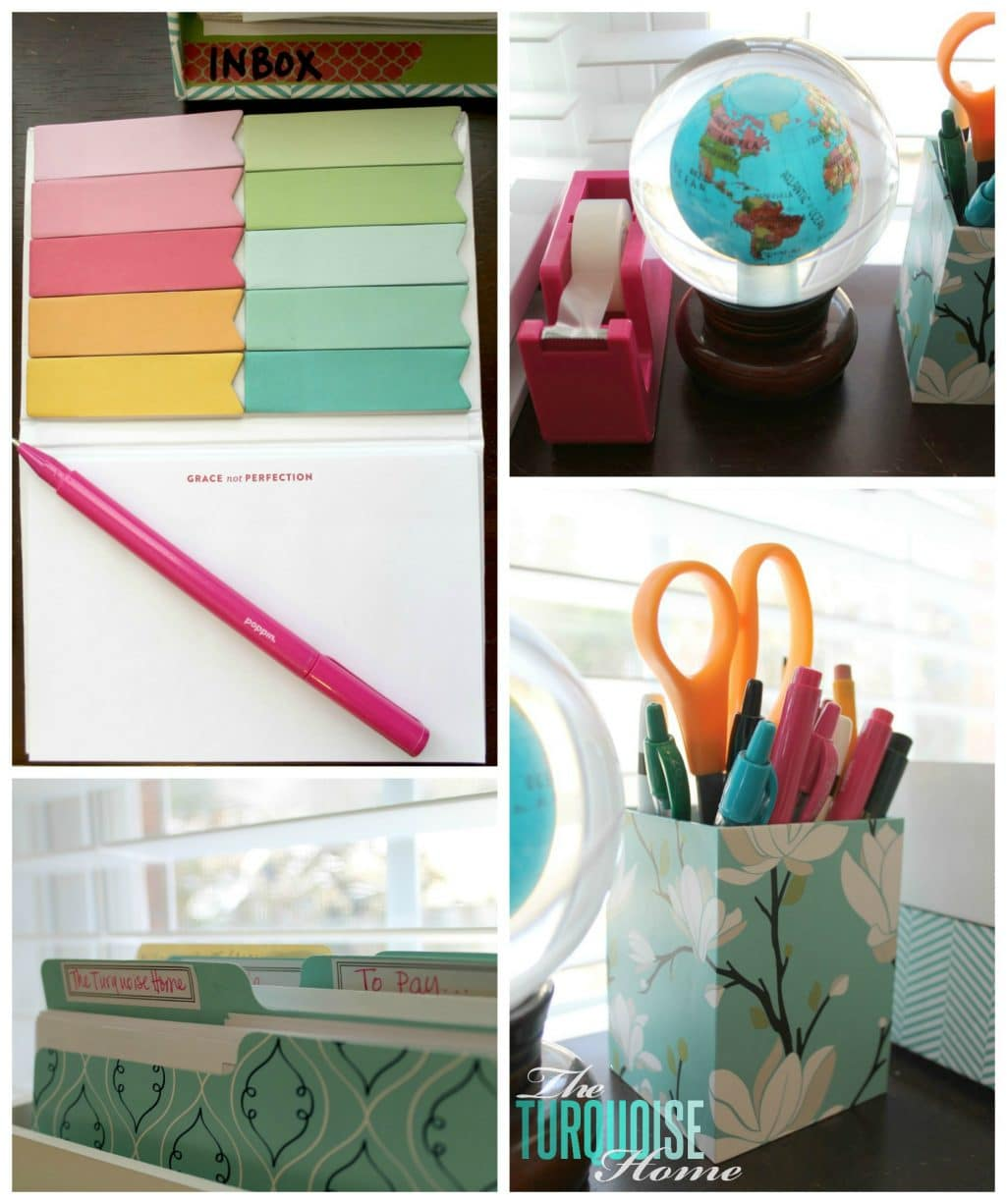How to Be an Efficient Blogger: Pretty Organization