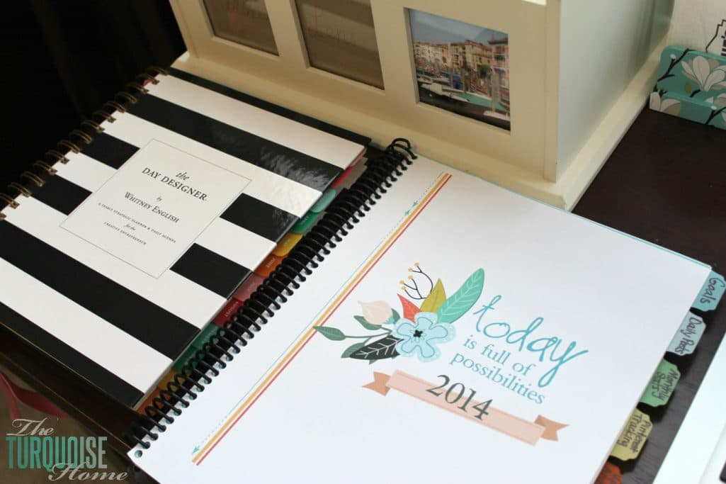 How to Be an Efficient Blogger: Daily Planners