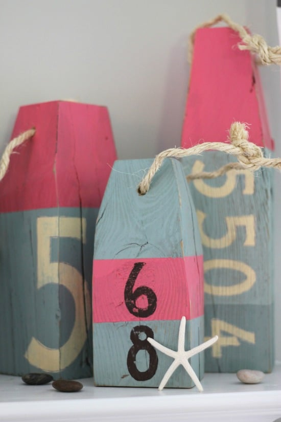 Wooden Buoys for Sale