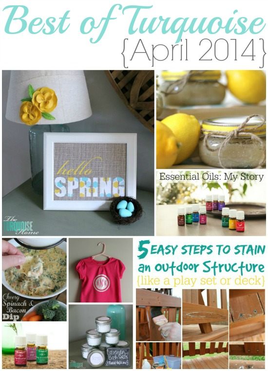 Best of Turquoise {April}