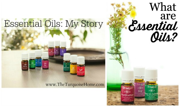 My Essential Oils Story