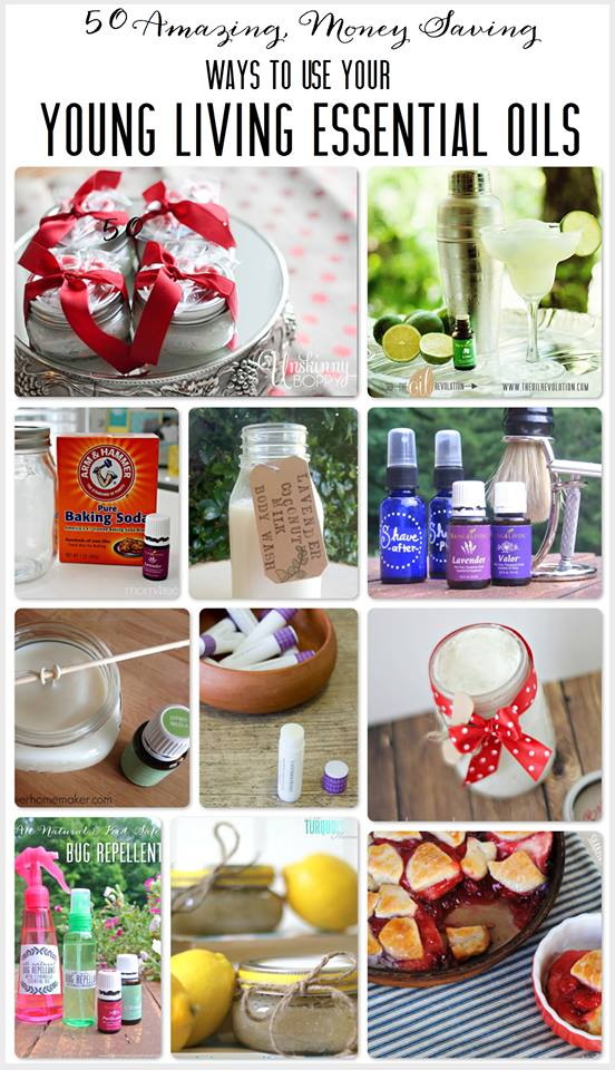 50 Amazing Money-Saving Ways to Use Your Essential Oils