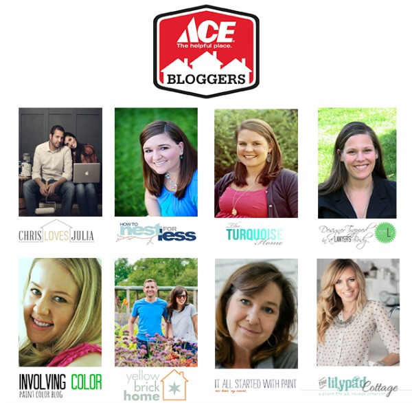 Ace Hardware Bloggers 2014