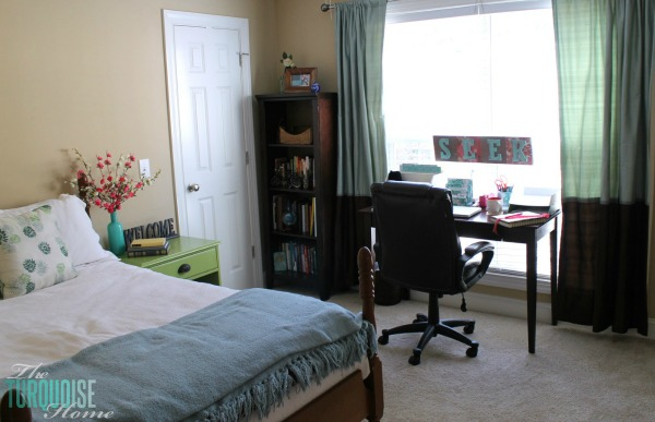 Current Guest Bedroom and Office