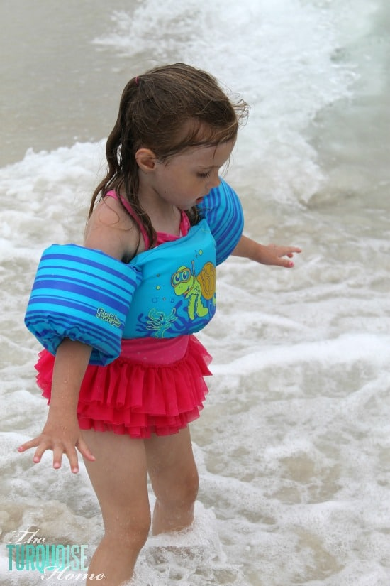 What To Take To The Beach With A Toddler The Turquoise Home