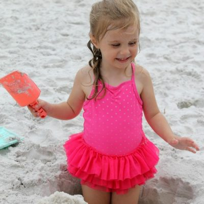 What to Take to the Beach with a Toddler