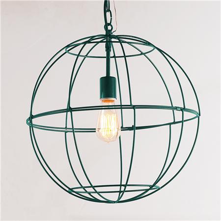 Wire Globe Lantern | Shades of Light