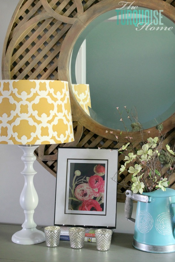 Easy DIY Lamp Makeover with Paint